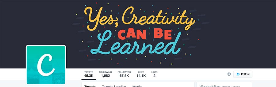 Yes, creativity can be learned